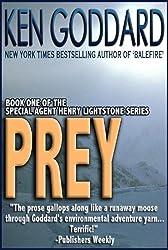 Prey (Special Agent Henry Lightstone Series Book 1)