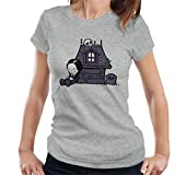 Strange Peanuts Wednesday Adams Family Women's T-Shirt