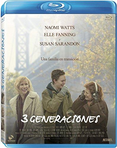 3 Generaciones [Blu-ray] 51NWrKH99nL