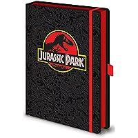 Jurassic Park Notizbuch, A5, 21 x 14,5 x 1,5 cm