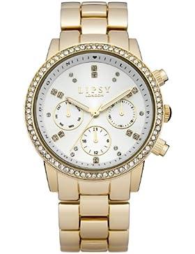 Lipsy Damen-Armbanduhr Analog Quarz LP168