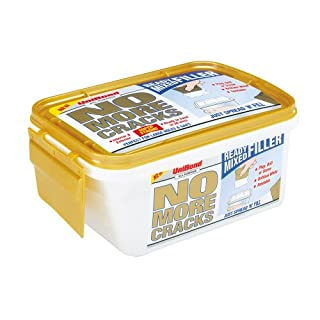UniBond All Purpose No More Cracks Ready Mixed Filler Tub - 1.2 kg