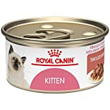 ROYAL CANIN FELINE HEALTH NUTRITION Kitten Instinctive thin slices in gravy canned cat food, 3-Ounces, by Royal Canin