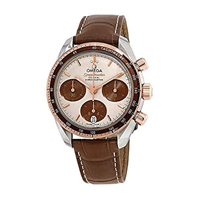 Omega Speedmaster Chronograph Automatic Ladies Watch 324.23.38.50.02.002