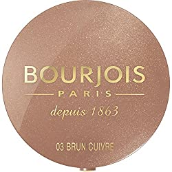 Bourjois Little Round Pot Blush - 2.5g (03 Brun Cuivre)