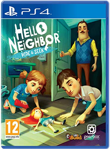 Hello Neighbor Hide And Seek (PS4) Best Price and Cheapest