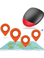 Fahrrad-GPS-Verfolger Anti-Diebstahl-Gerät Vibration Telefon Warnung Locator für Fahrrad mit WiFi