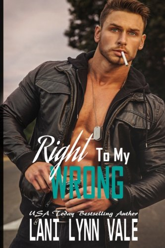 Right To My Wrong: Volume 8 (The Heroes of The Dixie Wardens MC)