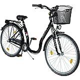 PERFORMANCE Citybike Tiefeinsteiger Sylt, 26/28 Zoll, 1 Gang, Rücktrittbremse 66,04 cm (26 Zoll)