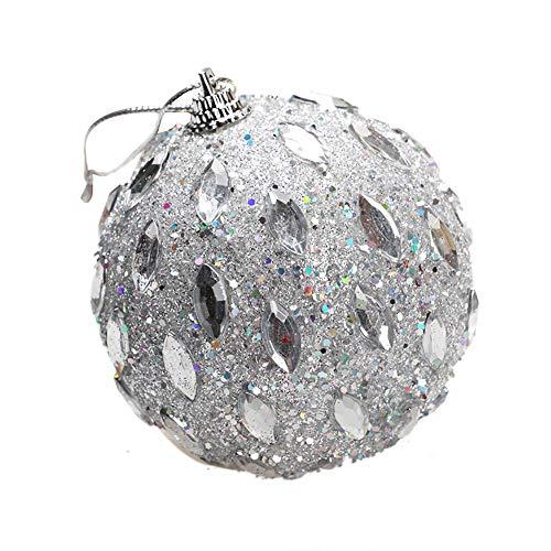 Vovotrade  Festa di Compleanno Decorazioni Colorate per Gli Ornamenti Formali Occasioni Palle di Natale