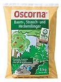 Oscorna Baum Strauch und Heckendünger 5 Kg Beutel, organischer NPK-Dünger 3,19 EUR/1 Kg