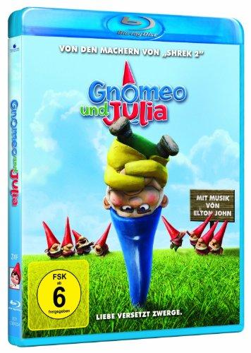 Preisvergleich Produktbild Gnomeo und Julia