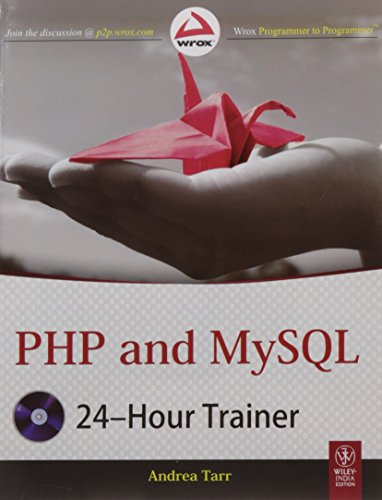 PHP and MySQL-24 Hour Trainer