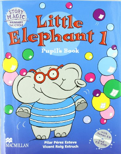 LITTLE ELEPHANT 1 Pb Pk - 9781405025713