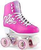 Rio Roller Rollschuhe Script Pink/Lilac