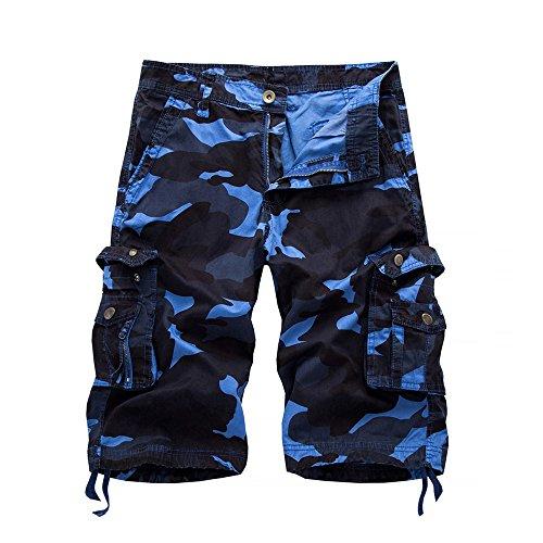 Bermuda Shorts Herren Bermuda Shorts Männer Mens Trousers Caprihose Bikini High Waist Hose Jeans Shorts Kurze Jeans Hosen Short Sweatpants Schuhe Cropped Pants