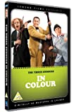The Three Stooges in Colour (Digitally remastered in colour) [DVD] [1936]