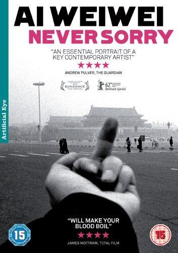 Ai WeiWei: Never Sorry [DVD] by Ai WeiWei