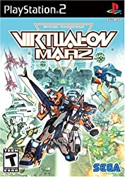 Virtual on Marz - PlayStation 2