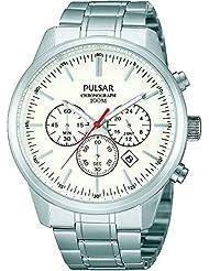 PT3245X1 púlsares para hombre 100 m resistente al agua de los relojes de pulsera reloj de pulsera para mujer
