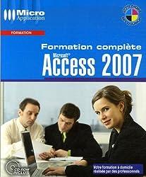 Access 2007 : Formation complète (1Cédérom)
