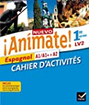 Nuevo Animate Espagnol 1re ann�e �d....