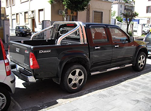 Isuzu D-Max Pickup Truck - Owner manual (English Edition)
