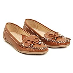 Bare Soles trendy loafers_38