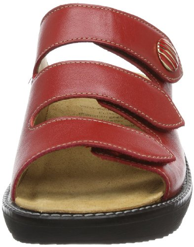 Ganter  Gracia Weite G, sabots et mules femme Rouge - Rot (rosso 4100)