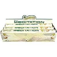 Räucherstäbchen Tulasi Meditation 3 Packungen mit je 20 Stäbchen preisvergleich bei billige-tabletten.eu