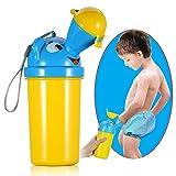 Onedone - Orinal portátil para bebés y niños, urinario de emergencia para camping, para viajes en coche y para que los niños aprendan a hacer pipí (niño)