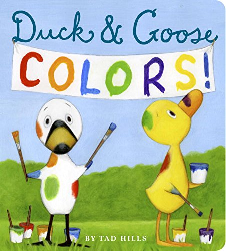 Duck And Goose Colors (Duck & Goose)
