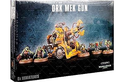Games Workshop - GW - Orks : Ork Mek Gun