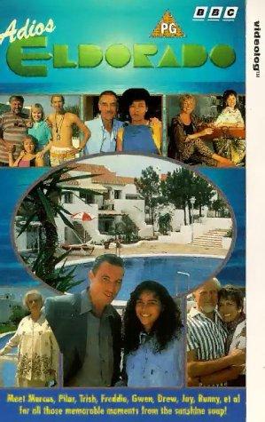 Preisvergleich Produktbild Adios Eldorado [VHS] [UK Import]