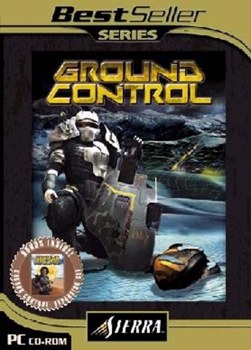 Sierra Best Sellers: Ground Control & Dark Conspiracy