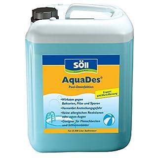 Söll GmbH Söll AquaDes®Pool Disinfection