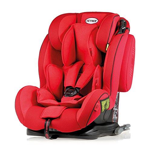 Preisvergleich Produktbild Heyner 786130 Kindersitz Capsula MultiFix ERGO 3D (I, II, III), Racing Red