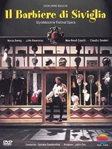 Rossini: Il Barbiere di Siviglia (The Barber of Seville) [DVD] [2001] [NTSC]