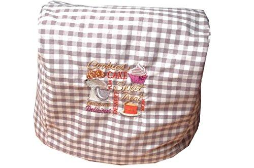 abdeckhaube-grau-weiss-mit-grosser-stickerei-fur-kitchen-aid