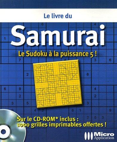 Le livre du Samouraï (1Cédérom) par Bip Media