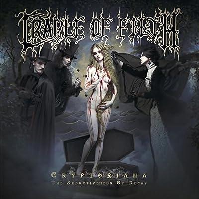 Cryptoriana - The Seductiveness Of Decay [Limited Edition Digipack CD (inc bonus tracks)]