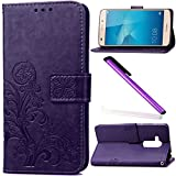 COTDINFOR Huawei Honor 5C Case Wallet Bookstyle Pu Leather