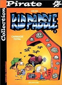 """Afficher """"Kid Paddle. n° 2<br /> Carnage total"""""""
