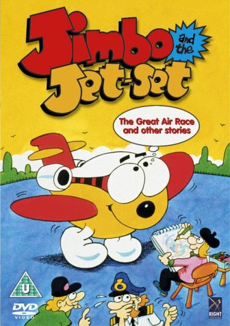 Jimbo and the Jet Set - the Great Air Race and Other Stories [UK Import]
