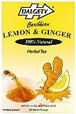 Dalgety Herbal Tea - 20 Limone e Zenzero bustina di tè (UC = 6)