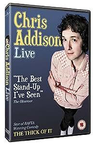 Chris Addison Live [DVD]