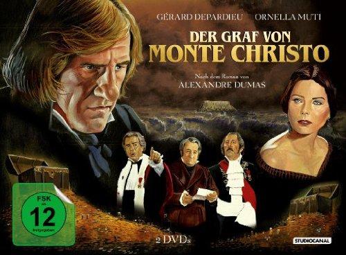 Bild von Der Graf von Monte Christo [2 DVDs]