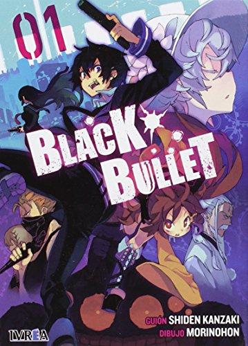 Black Bullet 1 por Shiden Kanzaki