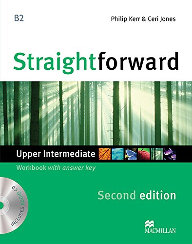 STRAIGHTFWD Upp Wb Pk +Key 2nd Ed (Straightforward)