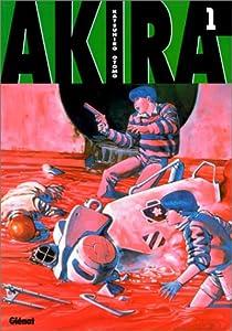 Akira Edition Noir et Blanc Tome 1